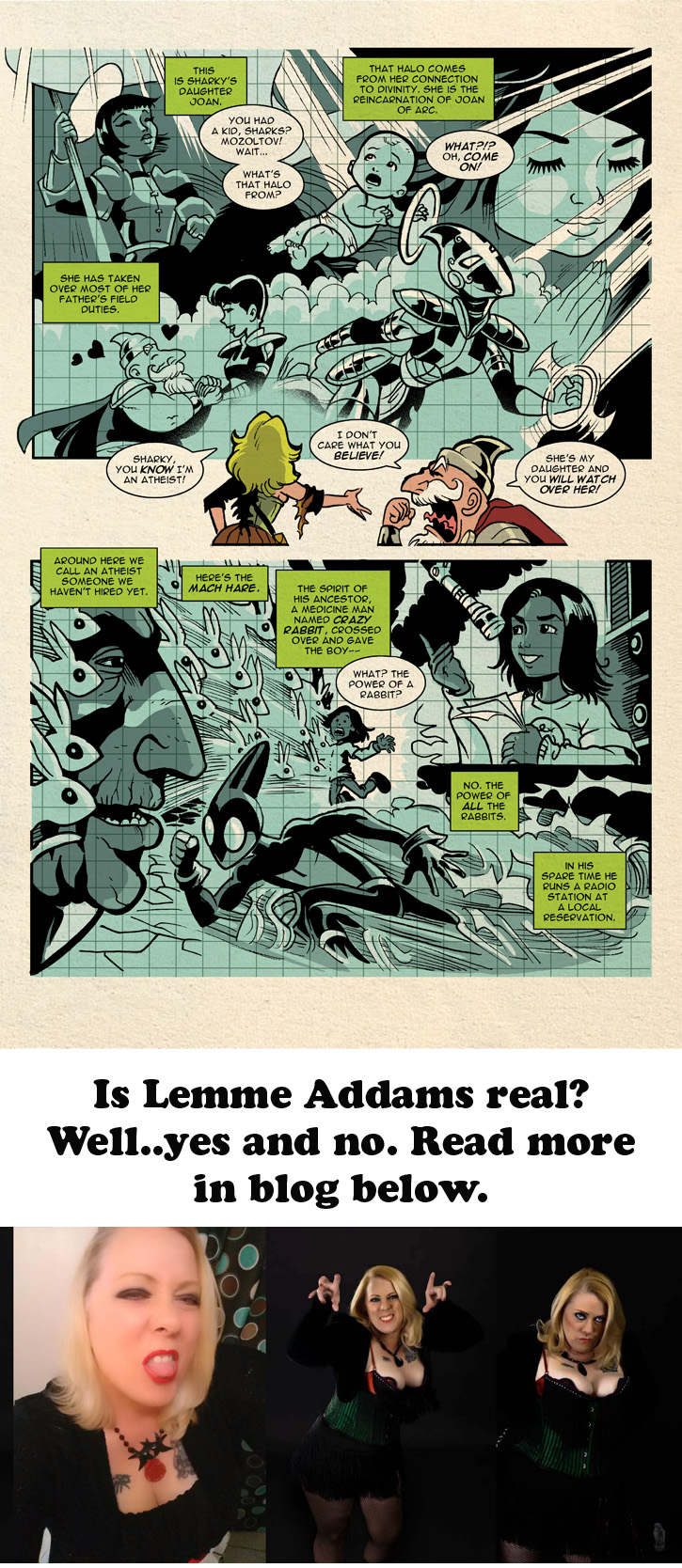 Lemme Addams Chapter 1 page 5